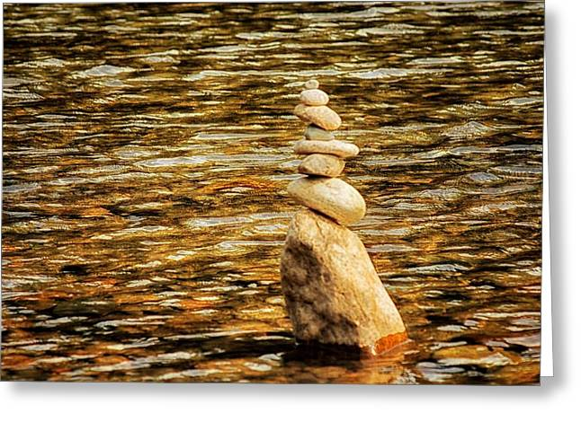 Cairns Greeting Card by Tricia Marchlik