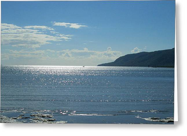 Cairns Waterfront Greeting Card