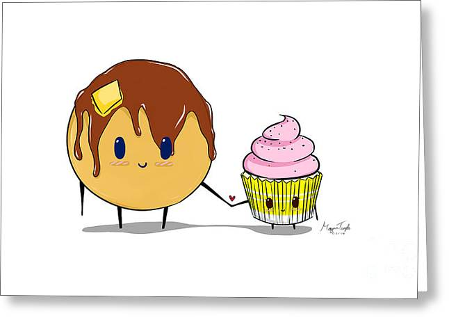 Cakelove Greeting Card