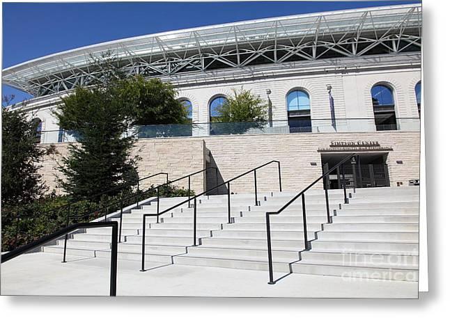 Cal Golden Bears California Memorial Stadium Berkeley California 5d24748 Greeting Card