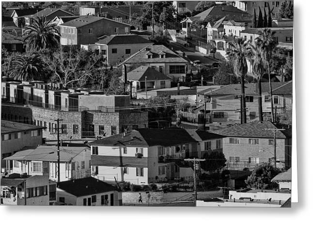 California Casbah Greeting Card