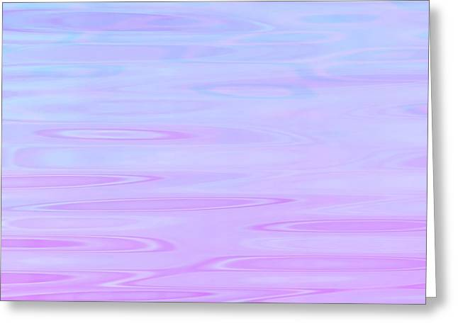 Calm Waters Daydream Greeting Card
