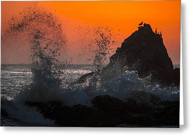 Cambria Number 1 Greeting Card by Martin Marchyshyn