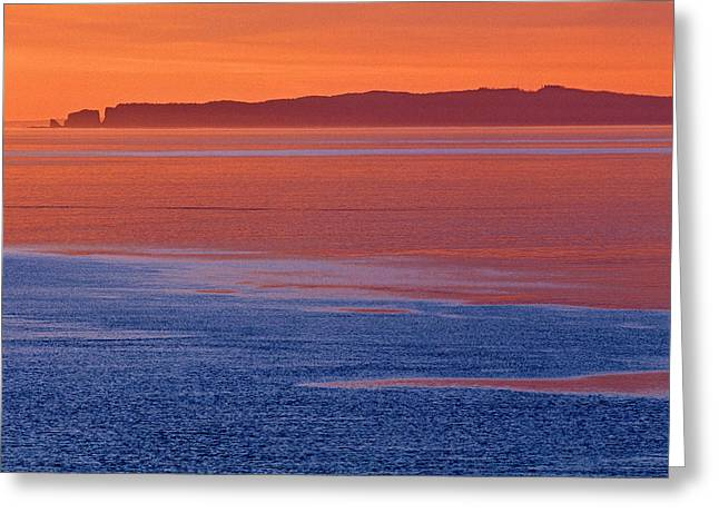 Canada, Nova Scotia, Cape D'or Greeting Card by Jaynes Gallery