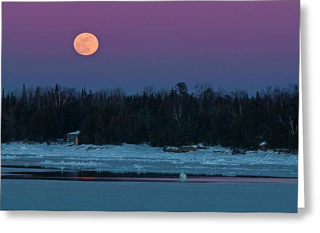 Canada, Ontario, South Baymouth Greeting Card by Jaynes Gallery