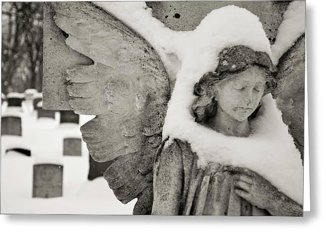 Canada, Ottawa, Beechwood Cemetery Greeting Card