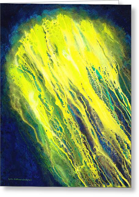 Canopus Greeting Card by Lynda Hoffman-Snodgrass