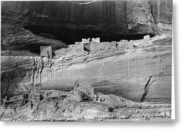 Canyon De Chelly, C1922 Greeting Card