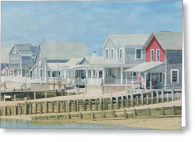 Cape Cod 04 Greeting Card