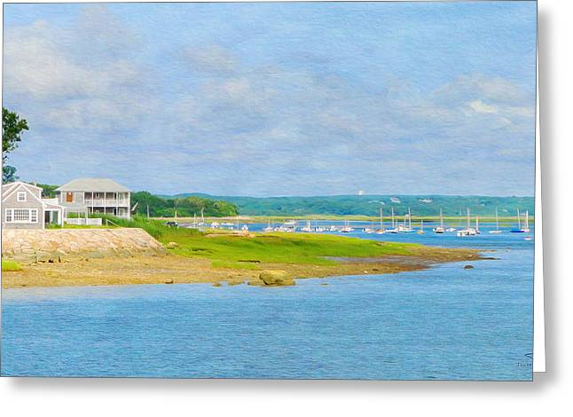 Cape Cod 07 Greeting Card by Joost Hogervorst