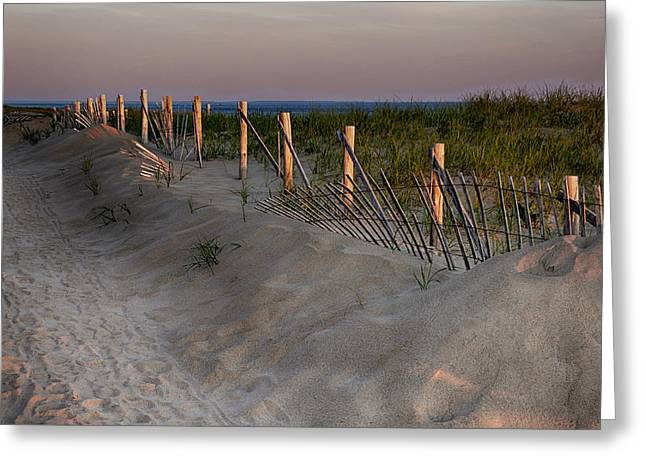 Cape Cod Dawn Greeting Card