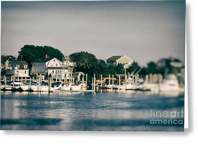 Cape Cod No1 Greeting Card
