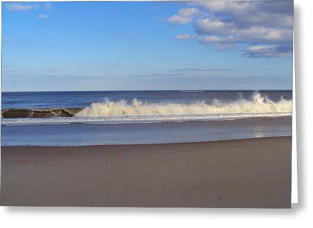 Cape Henlopen 10 Greeting Card by Cynthia Harvey
