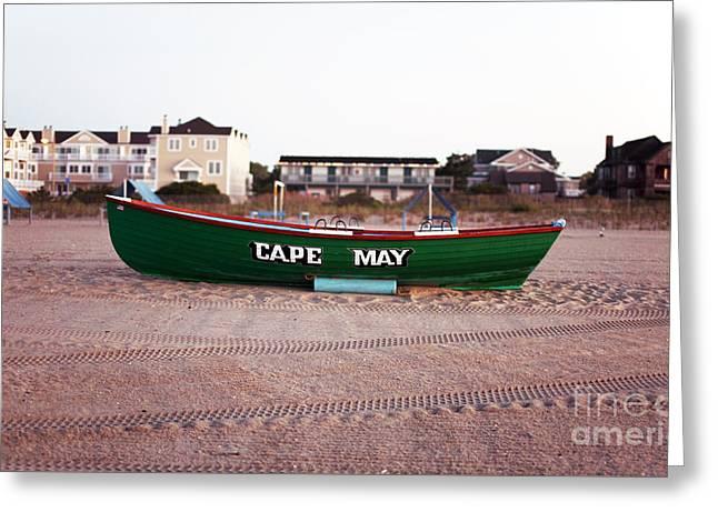 Cape May Greeting Card
