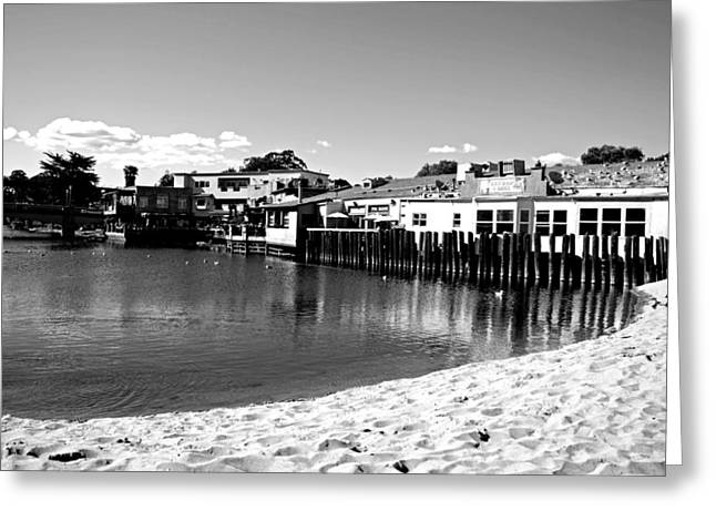 Capitola Greeting Card