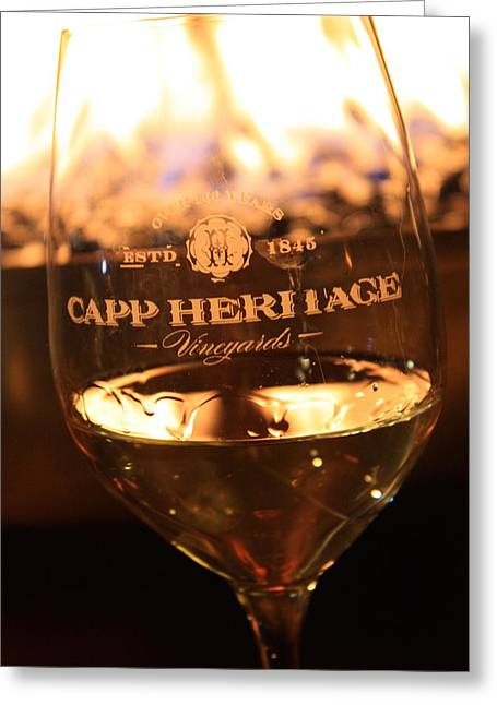 Capp Heritage 7 Greeting Card by Penelope Moore