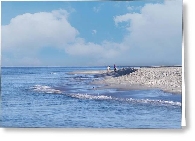 Captiva Island Greeting Card by Kim Hojnacki
