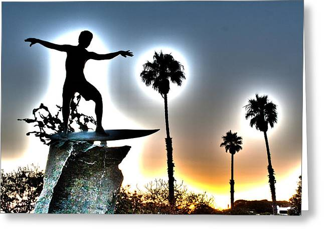 Cardiff Kook Greeting Card