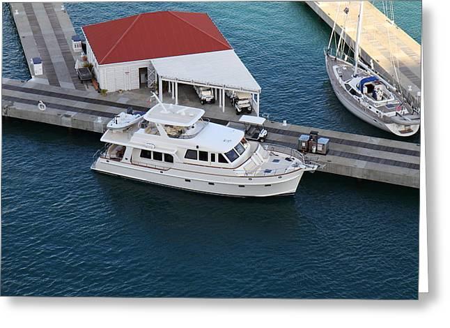 Caribbean Cruise - St Thomas - 121216 Greeting Card