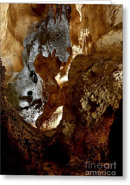 Carlsbad Caverns #1 Greeting Card