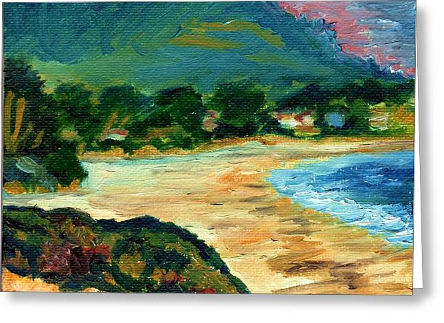 Carmel-by-the-sea Greeting Card by Blake Grigorian