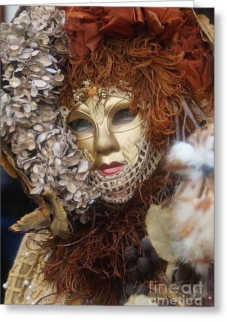Carnevale Di Venezia 130 Greeting Card