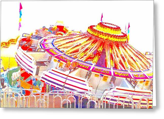 Carnival Sombrero Greeting Card