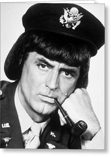Cary Grant In I Was A Male War Bride  Greeting Card