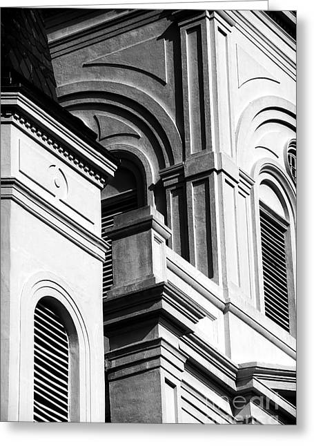 Cathedral Angles Greeting Card