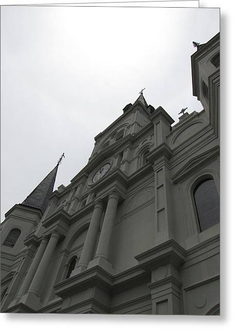 Greeting Card featuring the photograph Cathedral II by Beth Vincent