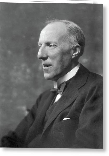 Cecil Sharp (1859-1924) Greeting Card