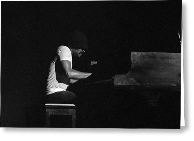 Cecil Taylor 2 Greeting Card