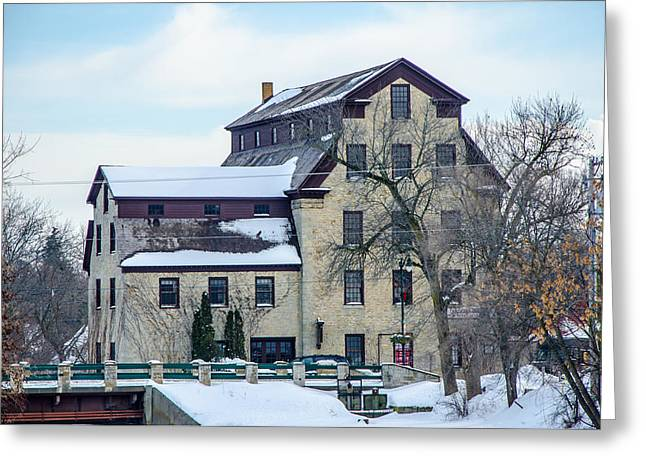 Cedarburg Mill Greeting Card