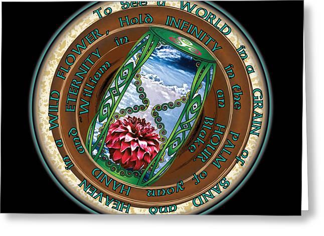 Celtic Eternity Greeting Card