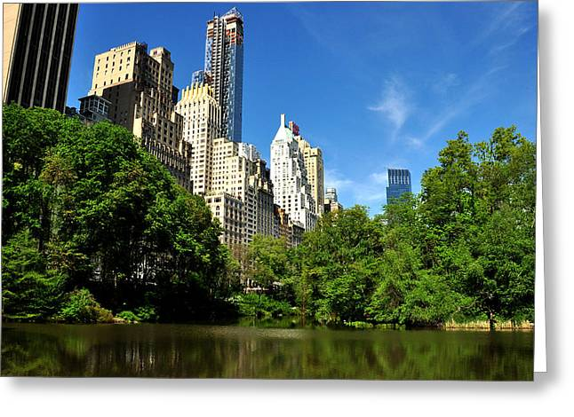 Central Park No. 3 Greeting Card