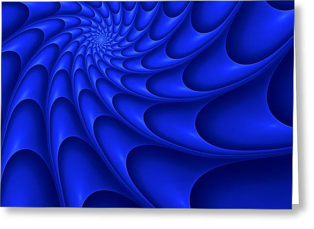Centric-95 Greeting Card by RochVanh