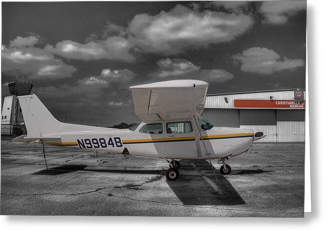 Cessna 172 R G Cutlass Greeting Card