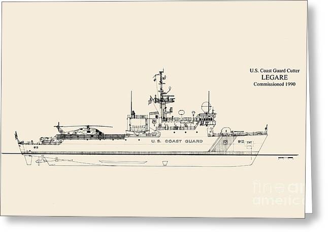 C G C  Legare Greeting Card by Jerry McElroy - Public Domain Image