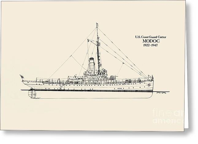 Cgc Modoc Greeting Card by Jerry McElroy - Public Domain Image