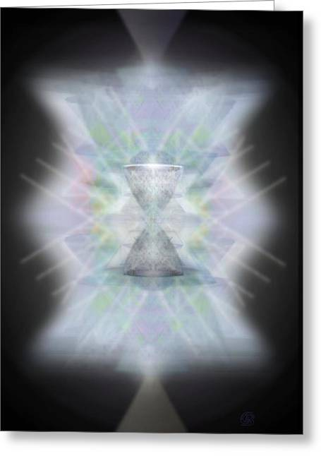 Chalice Emerging Greeting Card