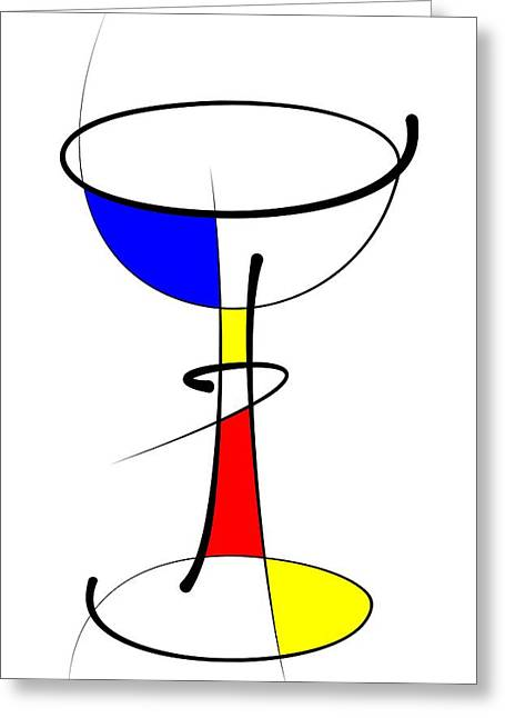 Chalice Greeting Card