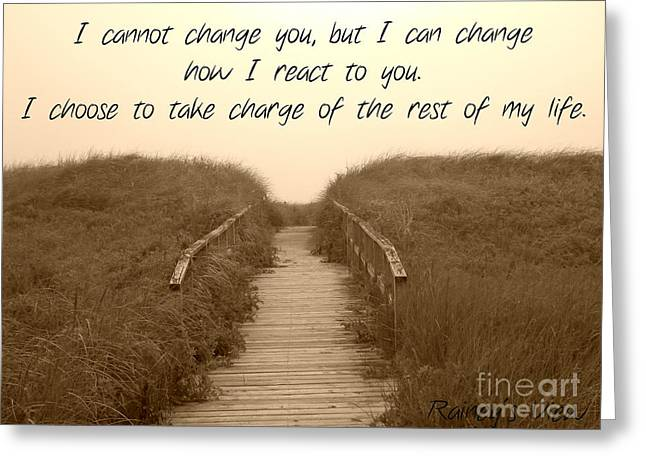 Change Greeting Card by Lorraine Heath