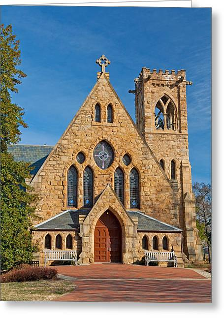 Chapel At Uva Greeting Card