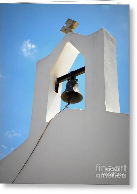 Chapel Bell Greeting Card