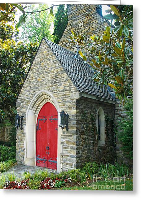 Chapel In Gatlinburg Greeting Card
