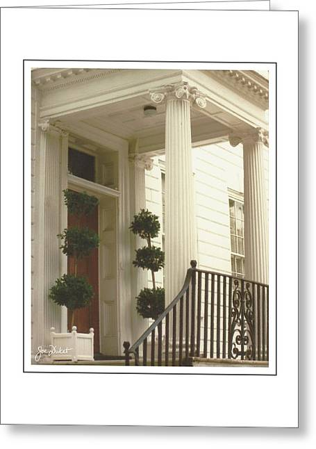 Charleston Architecture 2 Greeting Card