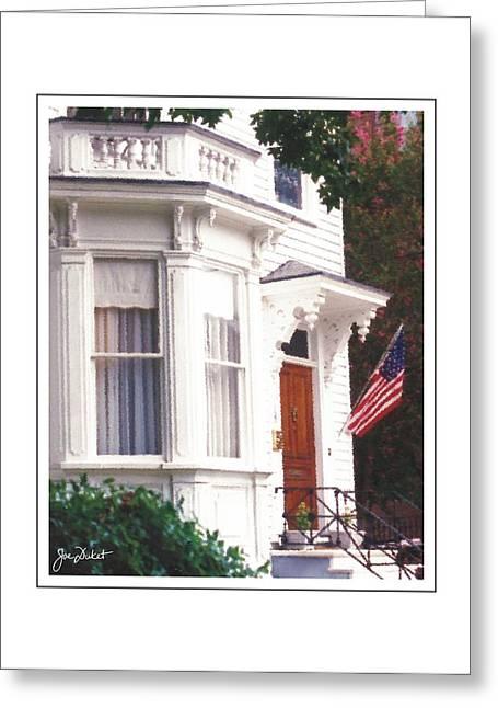 Charleston Architecture 6 Greeting Card