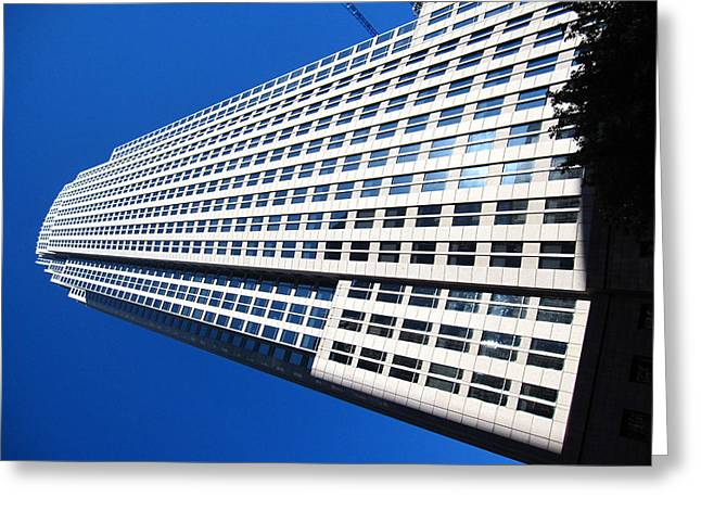 Charlotte Nc - 12125 Greeting Card by DC Photographer