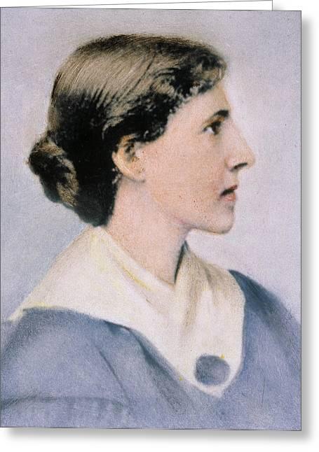 Charlotte Perkins Gilman (1860-1935) Greeting Card