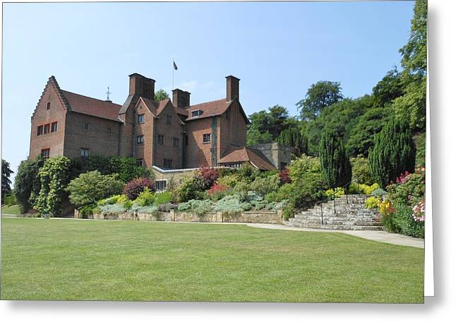 Chartwell Churchill Home Greeting Card